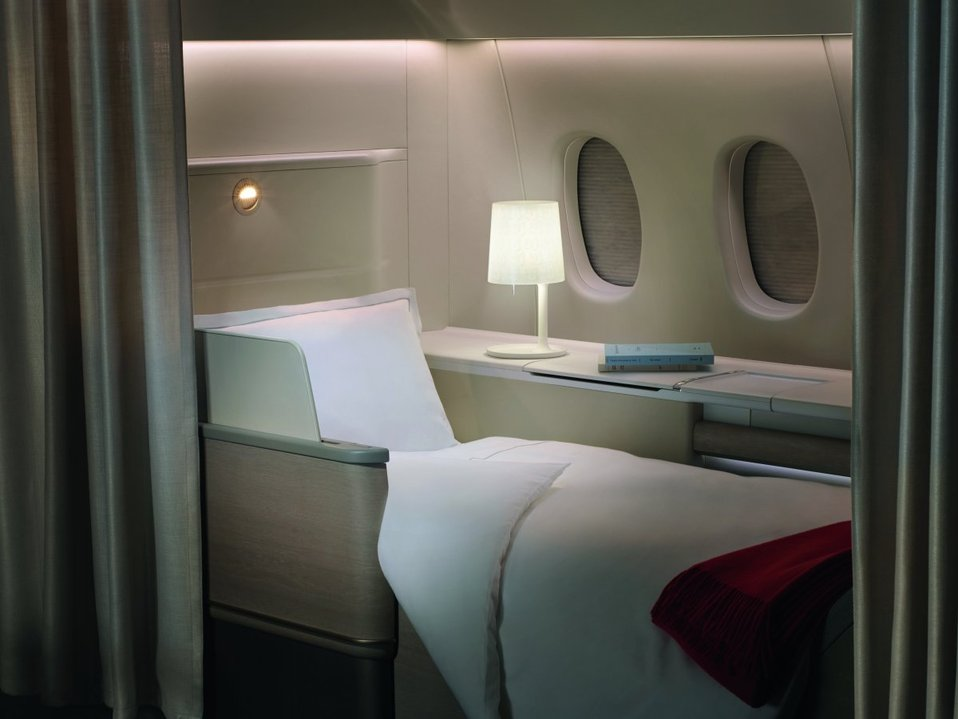 Air France First Class Photo
