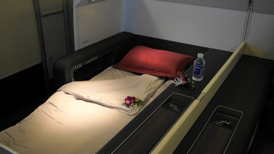 Air China  First Class Photo