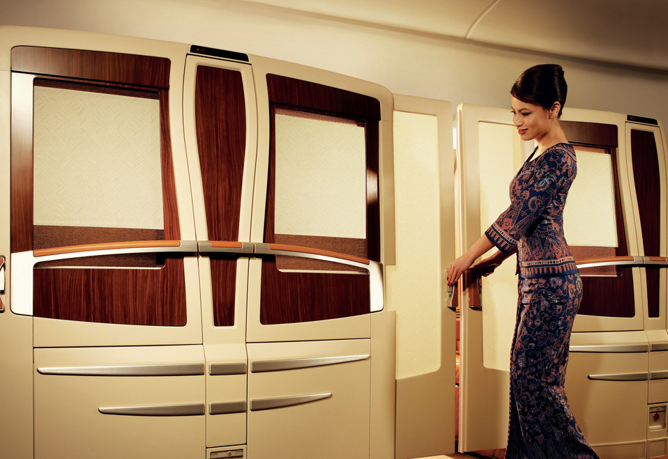 Singapore First Class Photo